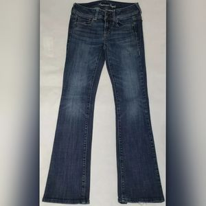 American Eagle Stretch Jeans Size 0 Regular